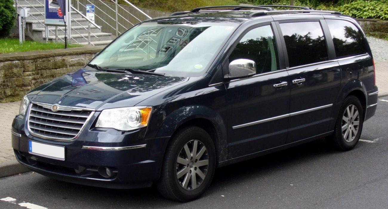 Chrysler Grand Voyager CRD